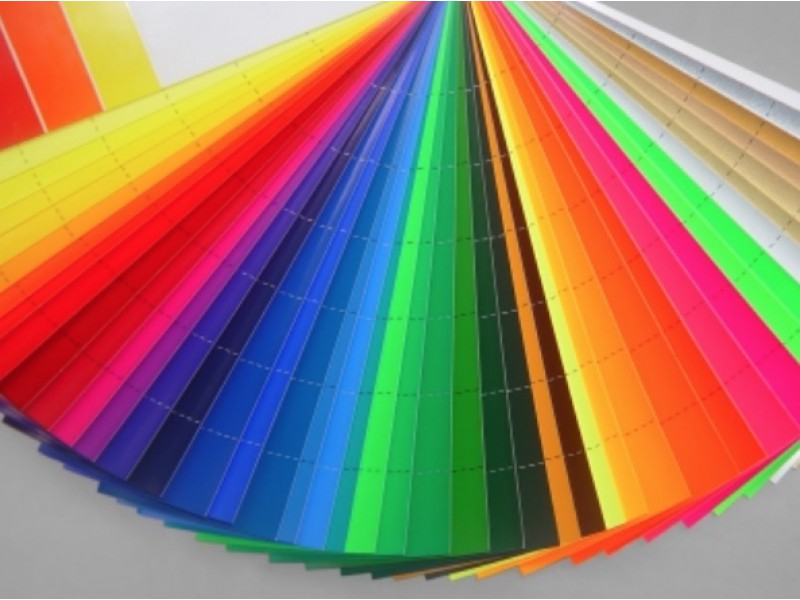 Die Farben und Interior Design
